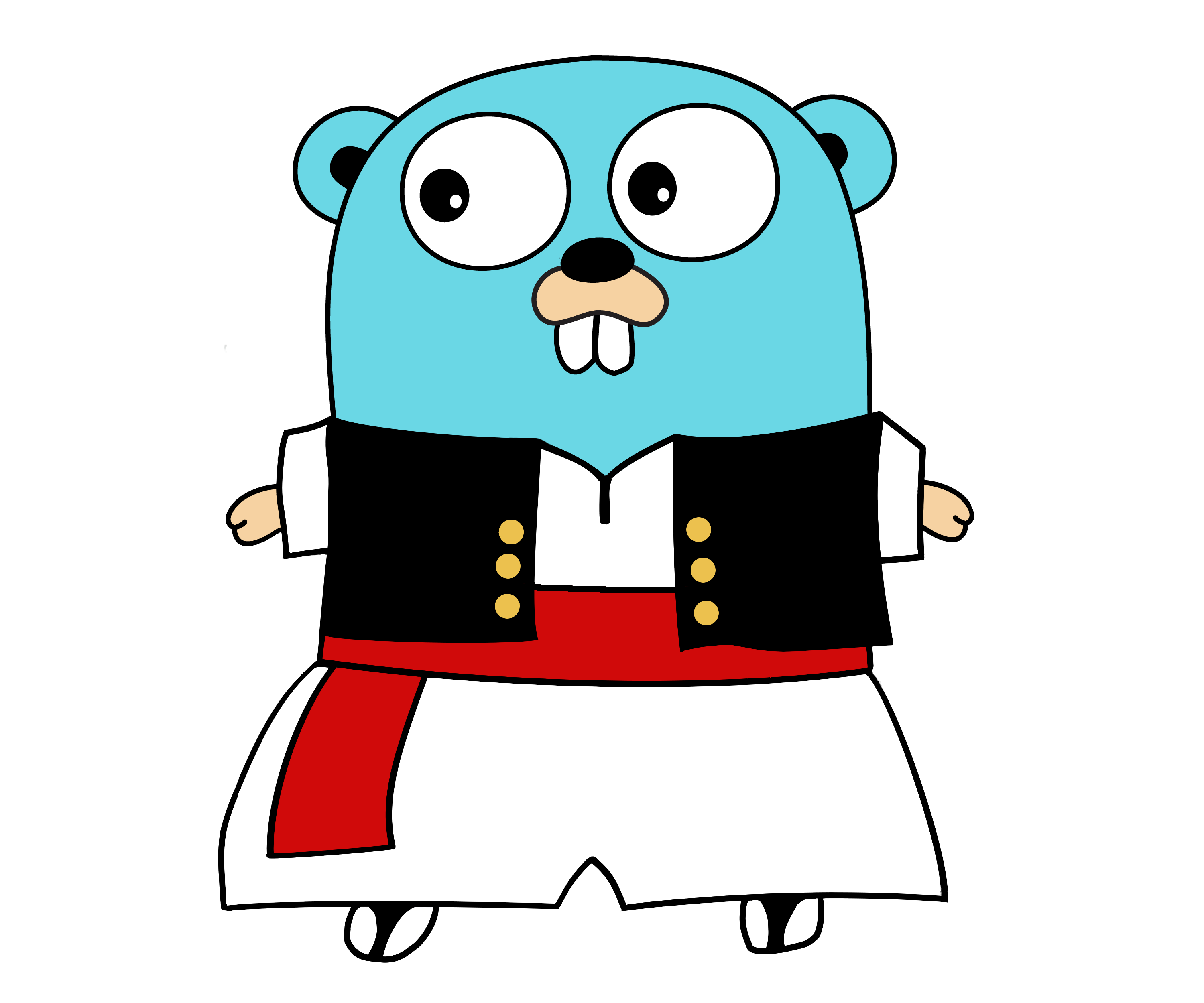 Structuring GO Language With Origin, Features, And Platforms Related to it.